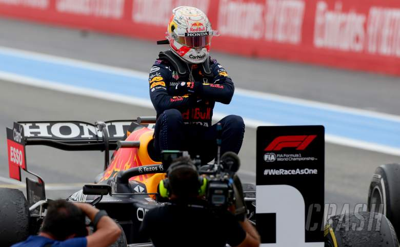 Verstappen overtakes Hamilton for French GP victory
