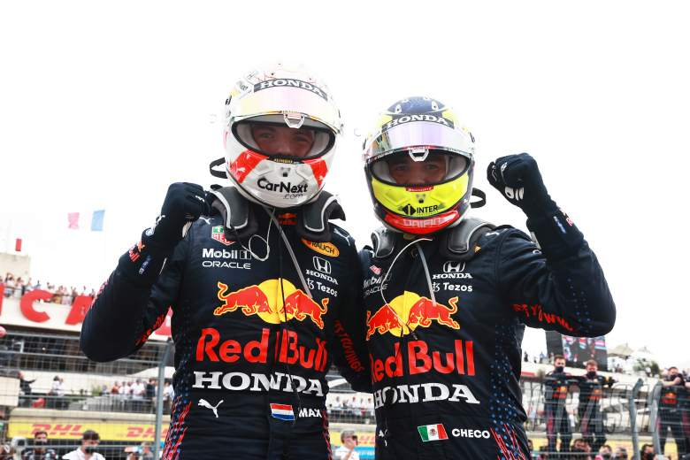 Perez eyes Red Bull talks for F1 2022, Verstappen wants him to stay