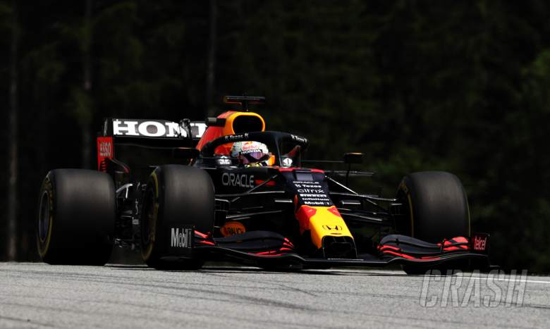 F1 GP Styria: Verstappen Ungguli Gasly di Sesi Latihan Pembuka