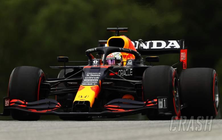 Verstappen fastest from Ferraris as Pirelli's new F1 tyre debuts