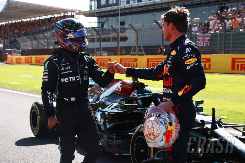 What does Hamilton-Verstappen collision mean for their F1 rivalry?