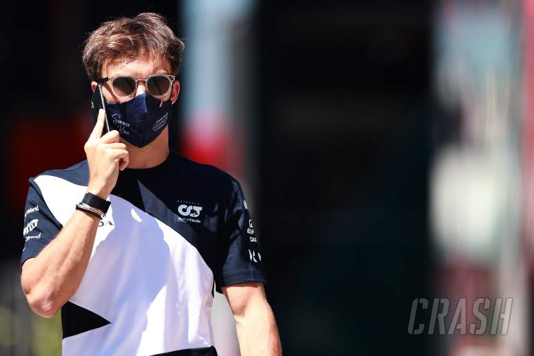 Gasly expects news on future from Red Bull during F1 summer break
