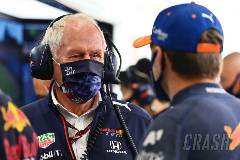 "F1 Gossip:Marko声称Hamilton的Monza伤害是""一个秀"""