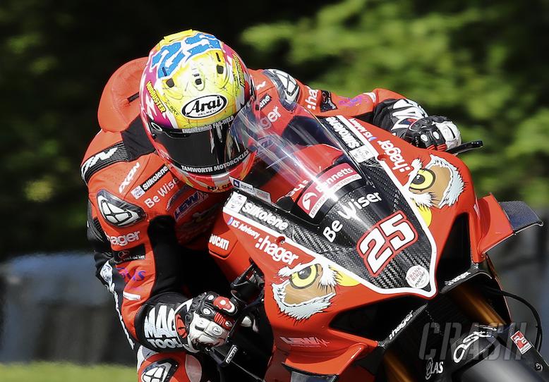 Oulton Park, BSB, Josh Brookes, Ducati