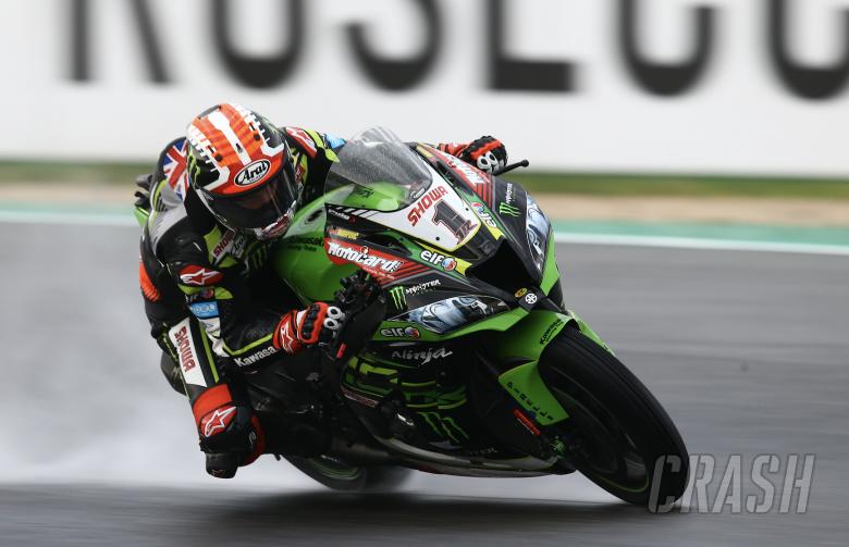 Jonathan Rea - Kawasaki Racing Team