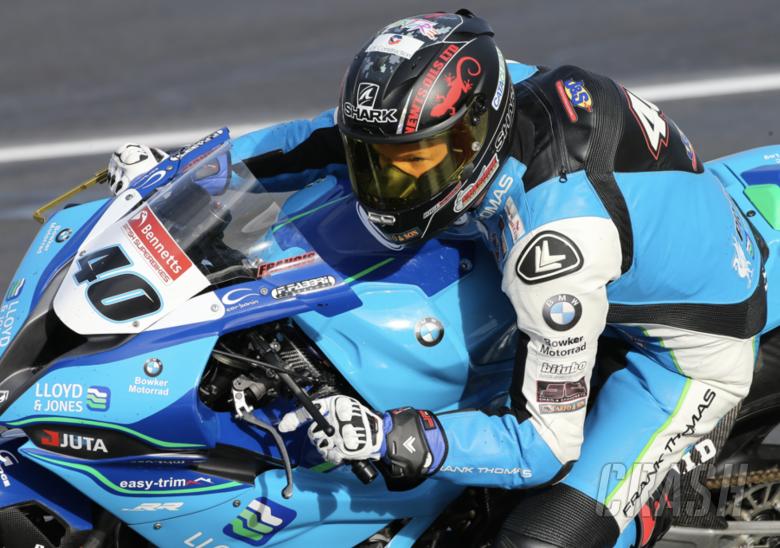 Joe Francis [credit: PR Racing BMW]