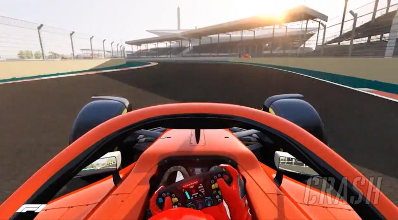 FIRST LOOK: Onboard F1 sim lap of new Miami Grand Prix circuit