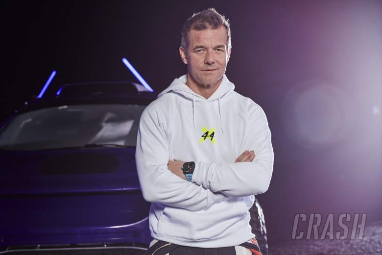WRC legend Loeb signs to race for F1 champion Hamilton's Extreme E team