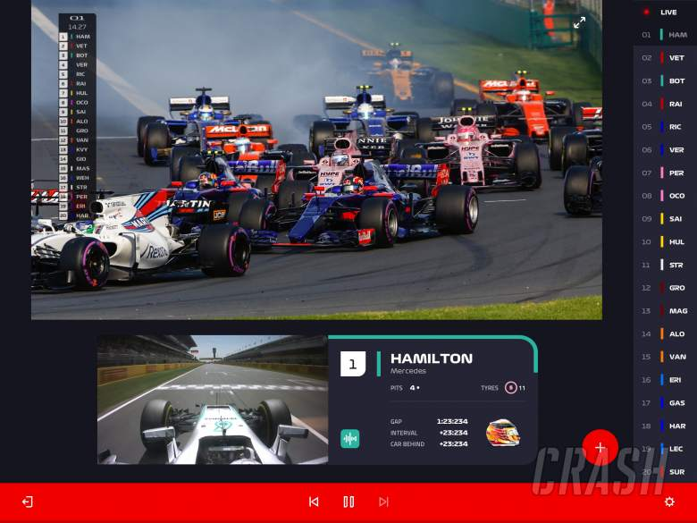 F1 confirms 'F1 TV' over-the-top streaming service
