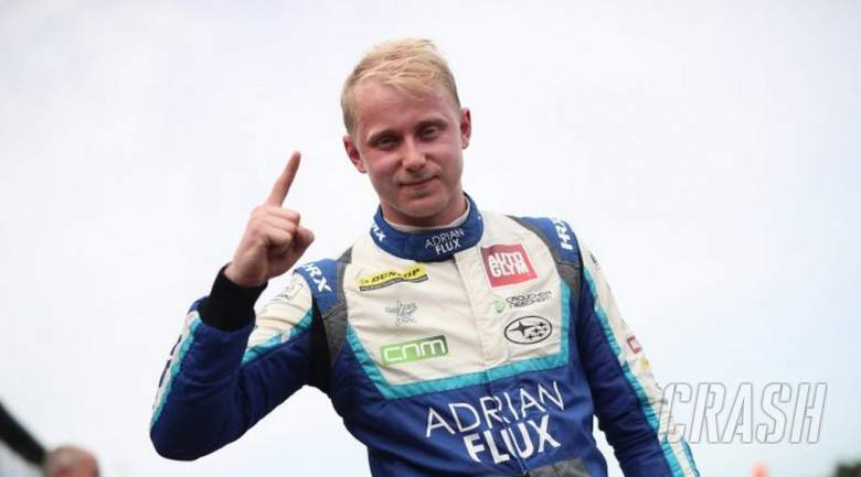 Sutton doubles up with second win for Subaru