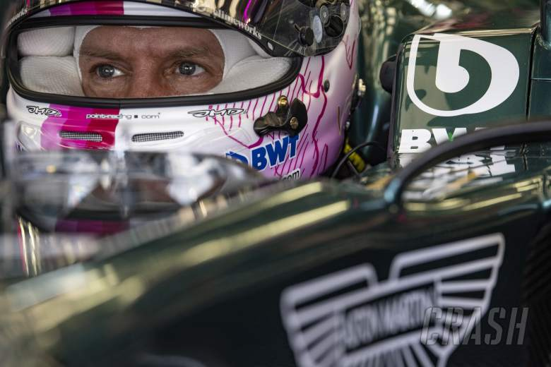 First F1 races with Aston Martin will be 'a steep learning curve' - Vettel