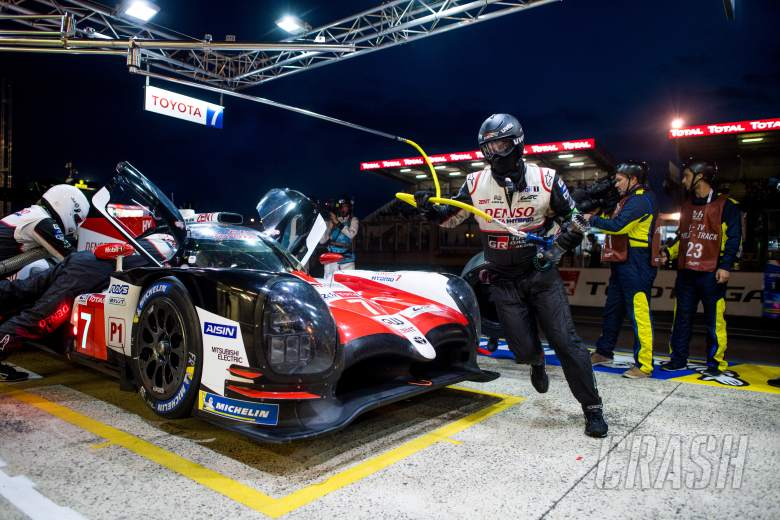 Can Toyota really lose the 24 Hours of Le Mans?
