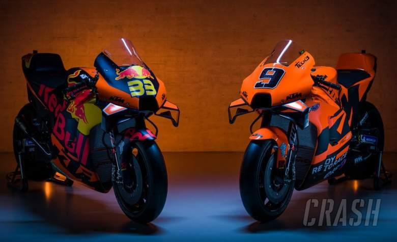 Tech3, KTM '95% setuju 'untuk memperpanjang kemitraan MotoGP