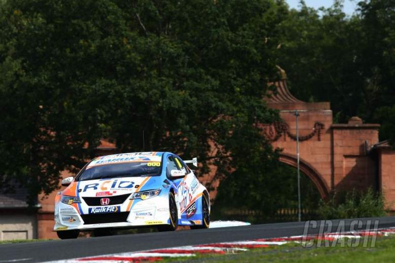 Tordoff 'very happy' with front-row qualifying run