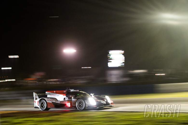 Alonso, Nakajima ambil tiang Sebring WEC