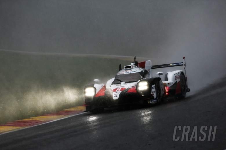 Alonso, Buemi, Nakajima mengambil kemenangan WEC Spa yang terkena dampak salju