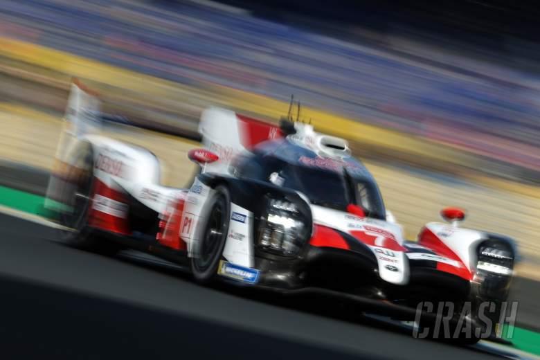 Le Mans 24 Jam - Hasil 5 Jam