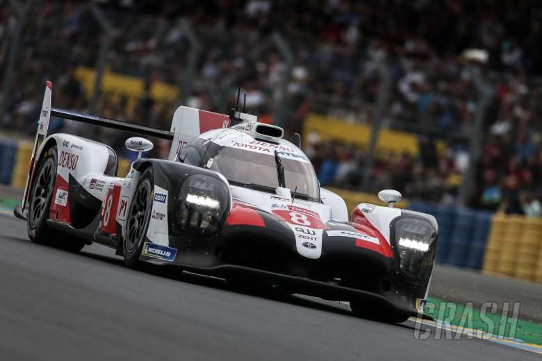 Alonso, Buemi, Nakajima mencetak kemenangan dramatis di Le Mans untuk Toyota