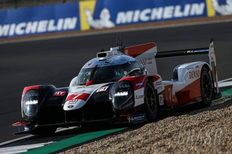 Toyota mengunci baris depan untuk pembuka Silverstone WEC