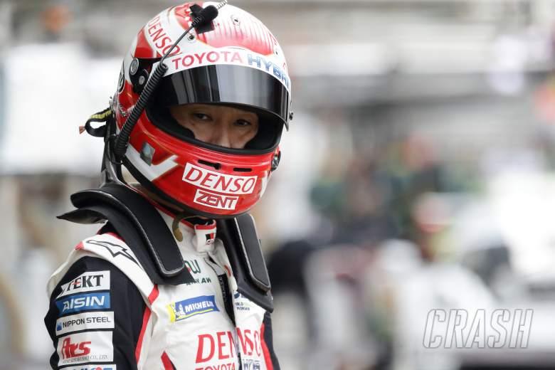 Nakajima mengatur kecepatan dalam latihan kedua Fuji WEC