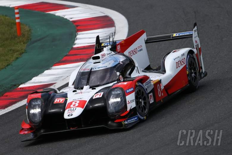 Toyota # 8 mencetak kemenangan Fuji WEC meski mendapat penalti