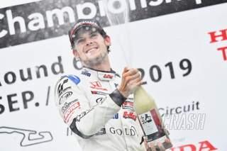 Newey Column: Podium breakthrough in Super Formula