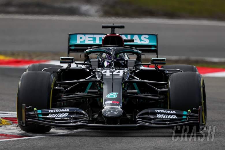 Lewis Hamilton questions soft tyre start choice for Eifel F1 Grand Prix