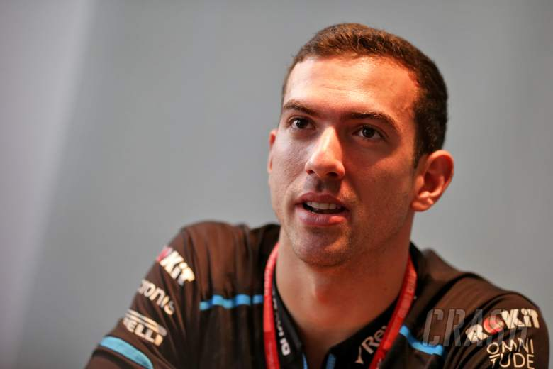 Williams explains late announcement of Latifi for 2020