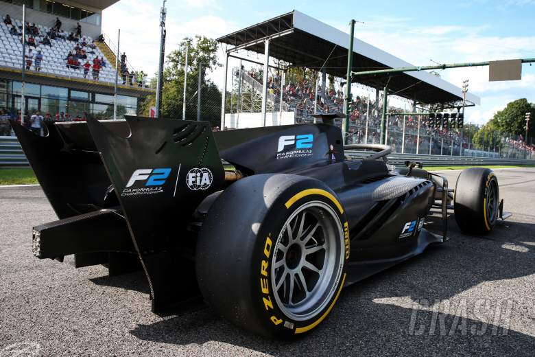Pirelli: F2 18-inch switch can help identify possible F1 issues