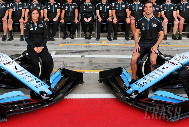 Jamie Chadwick, Nicholas Latifi, F1, Williams,