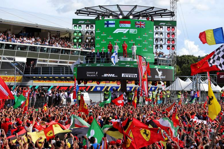 Monza's Italian Grand Prix to take place without F1 fans