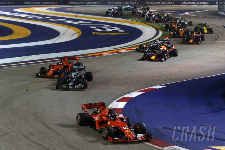 Singapore GP officially cancelled, F1 considering two US races
