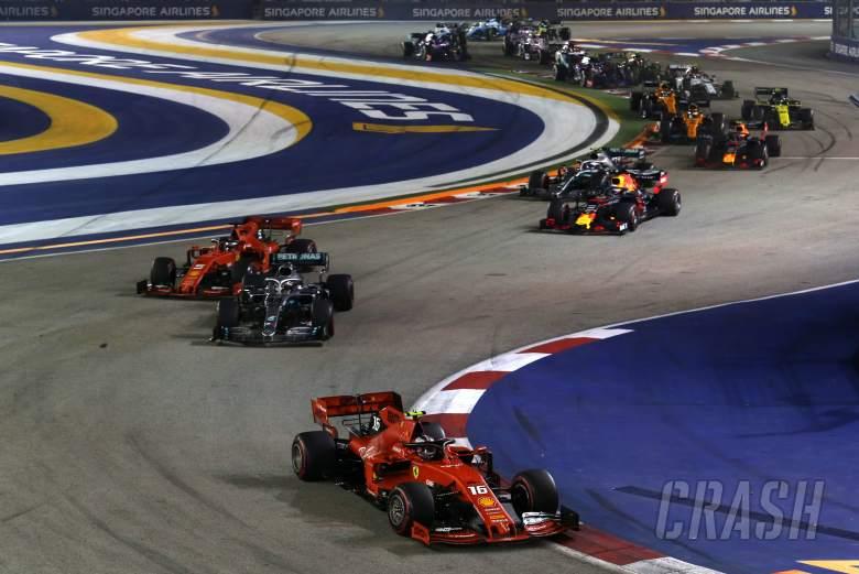 F1 GP Singapura Dibatalkan, Formula 1 Lirik Berbagai Opsi