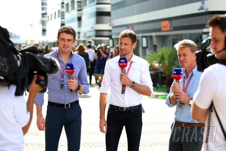 F1: Pay TV broadcasters helping raise standard of coverage