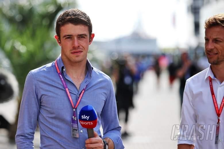 Di Resta akan menjadi pembalap F1 'standby' McLaren di Silverstone