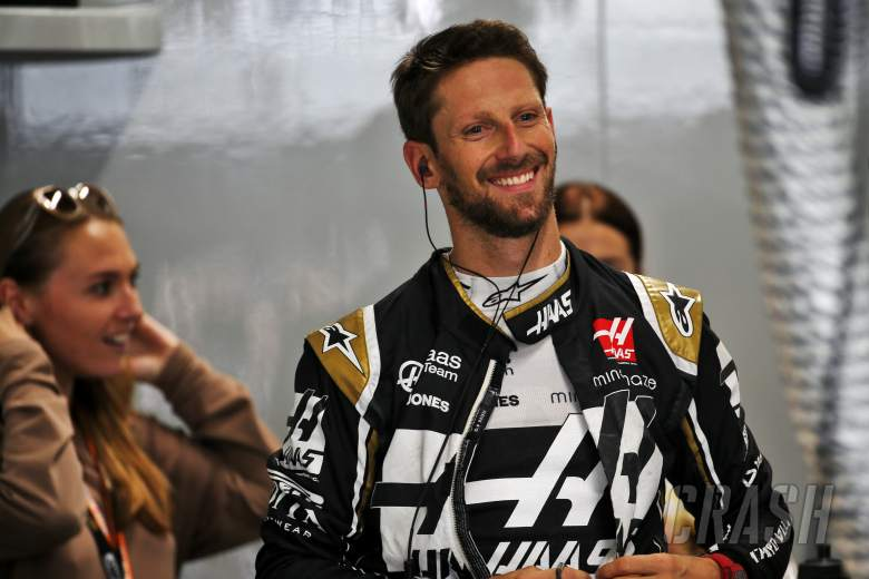 Romain Grosjean menilai 'saga' pasar pebalap F1 belum berakhir