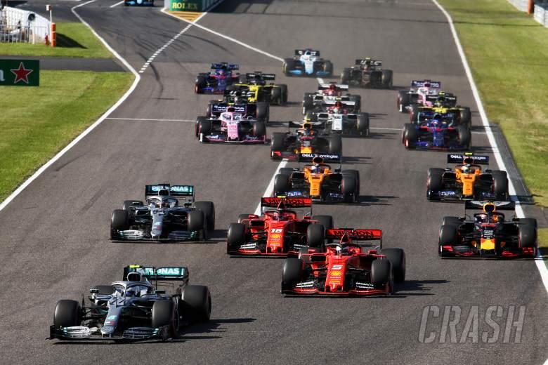F1, Japanese Grand Prix, Start,