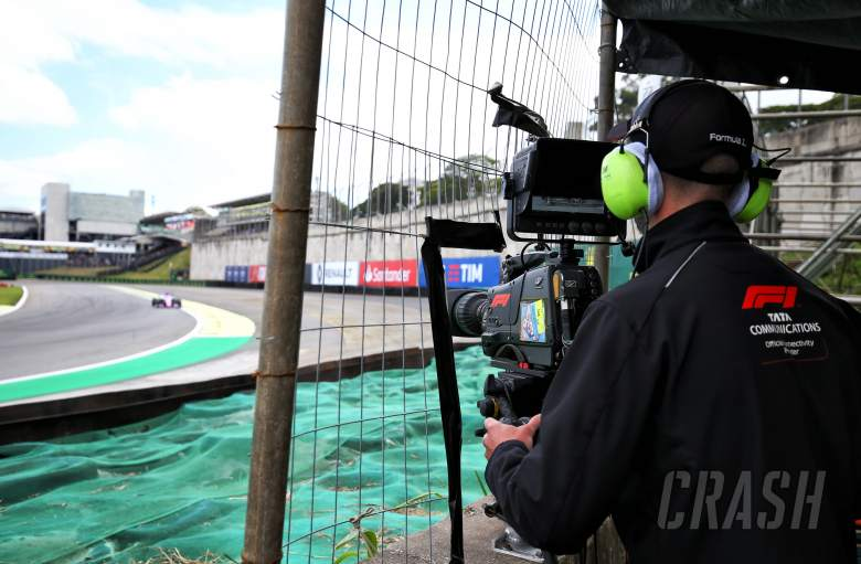 F1 melaporkan pemirsa TV terbesar sejak 2012