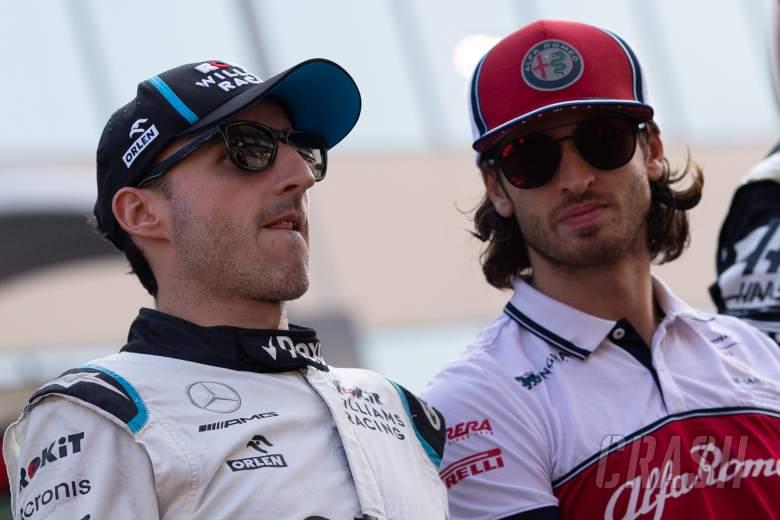 Kubica: Alfa Romeo switch like 'coming back home'