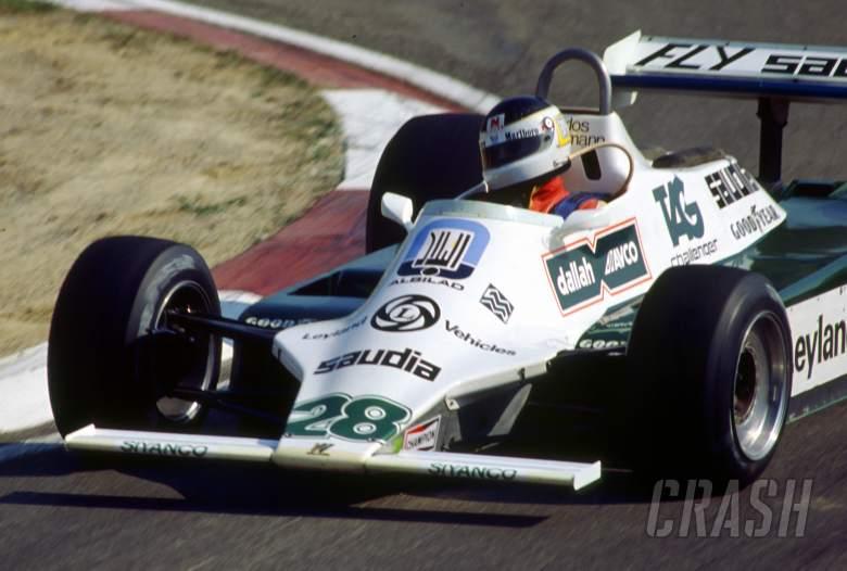 Former Formula 1 driver Carlos Reutemann dies aged 79