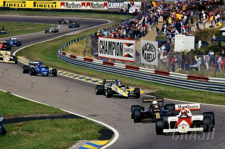 Kembalinya F1 Grand Prix Belanda
