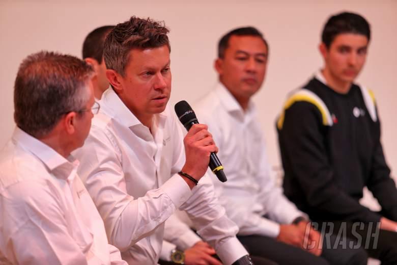 Marcin Budkowski, Renault, F1,