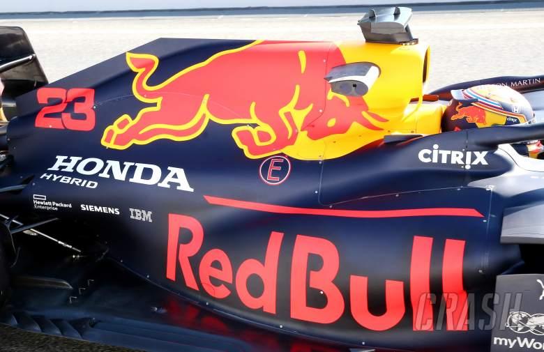 Honda Red Bull