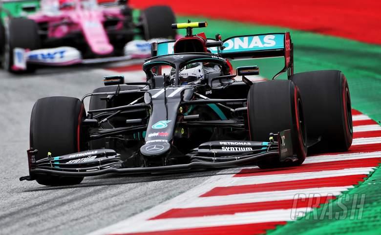 Valtteri Bottas clings onto Austrian GP F1 pole as Ferrari struggle