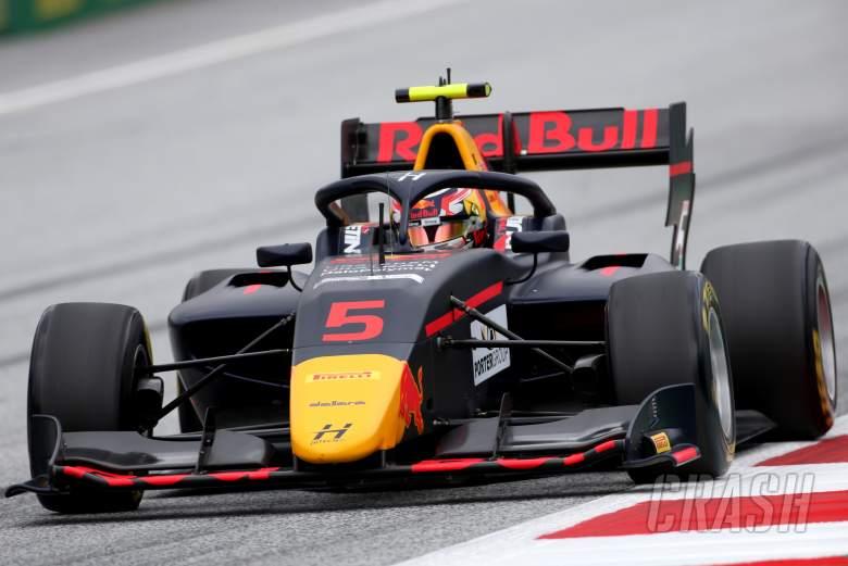 FIA F3 Austria - Race Results (2)
