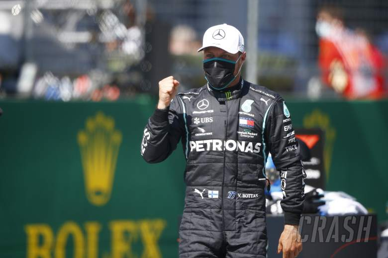 Valtteri Bottas says Mercedes seems 'to be in own league'