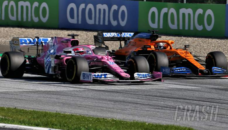 Sergio Perez, Carlos Sainz