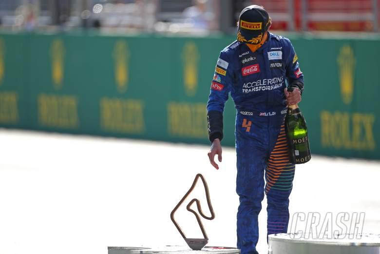 Lando Norris - McLaren Racing