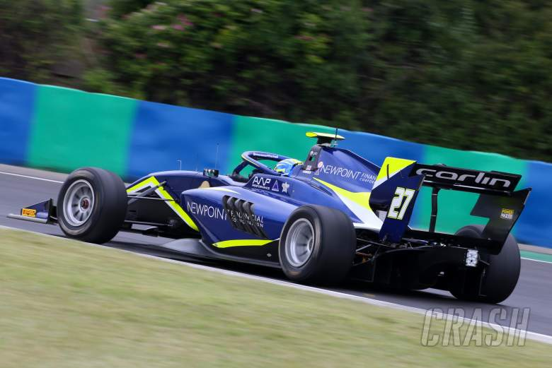 FIA F3 Hungary - Qualifying Results