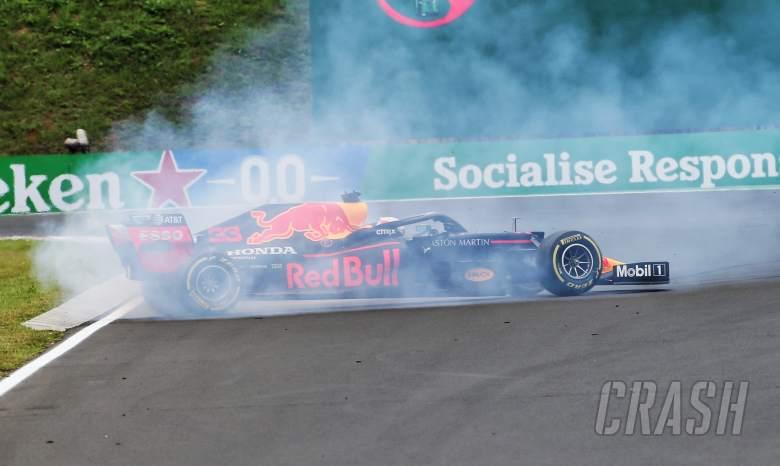 'Something is misbehaving on the Red Bull' – Christian Horner